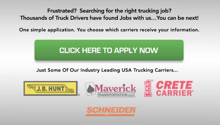 Looking for CDL Job?
