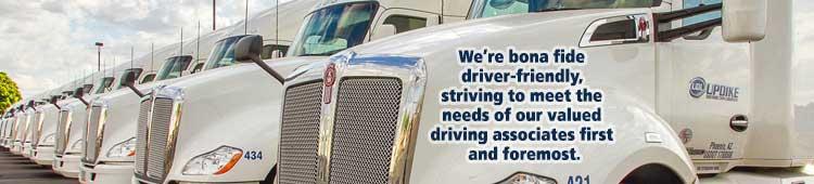 Updike Distribution Logistics   Truck Driving Jobs