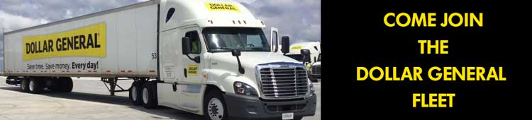 Dollar General | Truck Driving Jobs