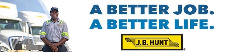 J.B. Hunt | Truck Driving Jobs