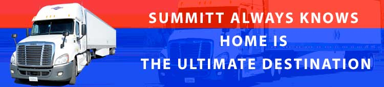 Summitt Trucking | Truck Driving Jobs