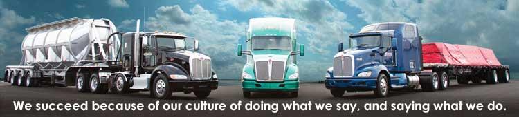 System Transport | Truck Driving Jobs
