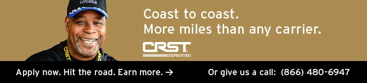 CRST Expedited | Truck Driving Jobs