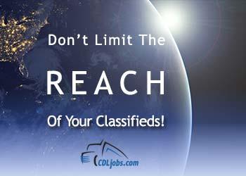 Classified Advertising   CDLjobs.com