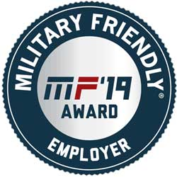 Military Friendly Employer | CRST Expedited