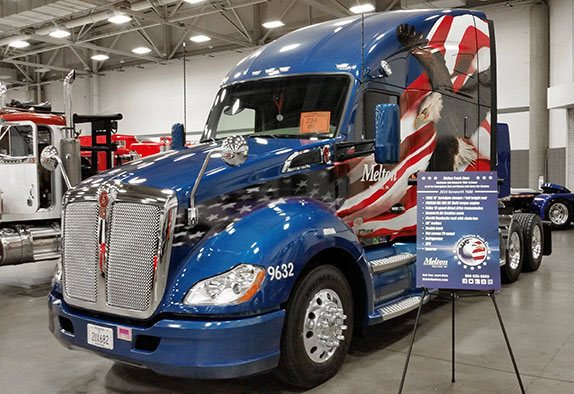 Melton Truck Lines | Trucking Company
