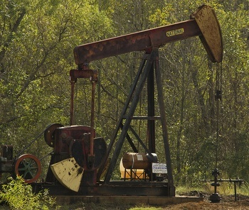 East Texas Oil Well Pump