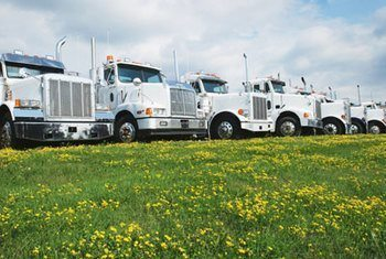 Major Trucking Companies