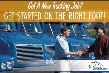 New Trucking Job | CDLjobs.com