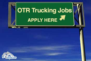 Over the Road Trucking Jobs | CDL Jobs