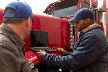 Talking Truck Drivers