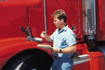 Trucker Scheduling