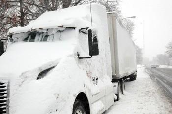 Winter Truck Driving | CDL Jobs