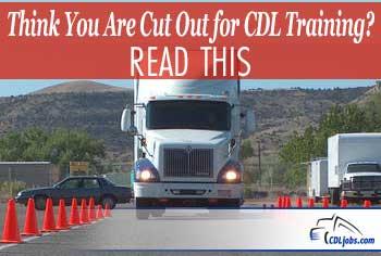 CDL Training | Find Trucking Jobs