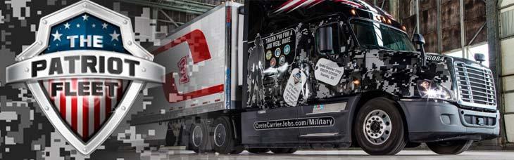 Crete Carrier Spotlight | CDLjobs.com