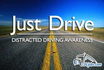 Distracted Driving Awareness | CDLjobs.com