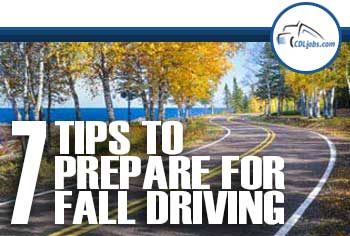 Fall Driving | Tips For Truckers
