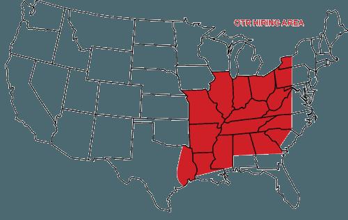 Ozark Motor Lines | CDL Driver Jobs