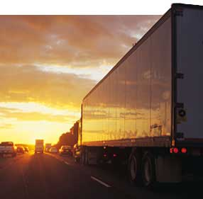Search for a Trucking Job Today