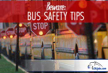 School Bus Safety   Truck Drivers