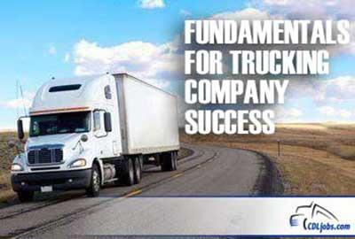 Trucking Company Success Traits | CDLjobs.com