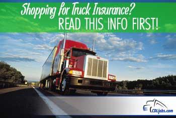 Trucking Insurance | CDLjobs.com