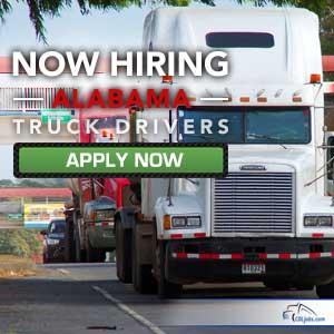 trucking jobs in Alabama
