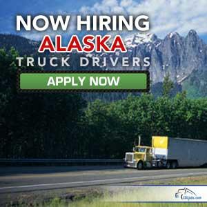 trucking jobs in Alaska