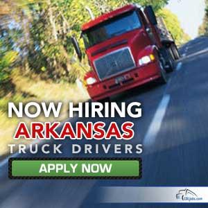 trucking jobs in Arkansas