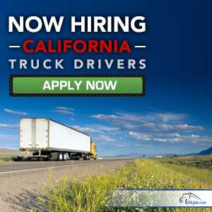 california trucking jobs