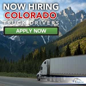 trucking jobs in Colorado
