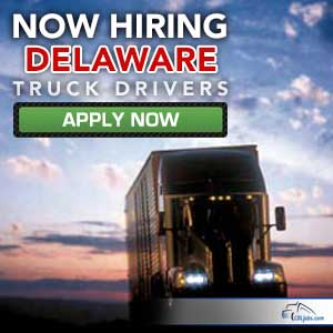 trucking jobs in Delaware