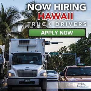 trucking jobs in Hawaii