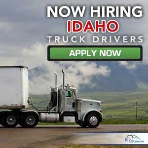 trucking jobs in Idaho
