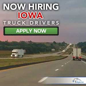 trucking jobs in Iowa