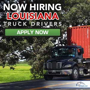 trucking jobs in Louisiana