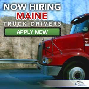 trucking jobs in Maine
