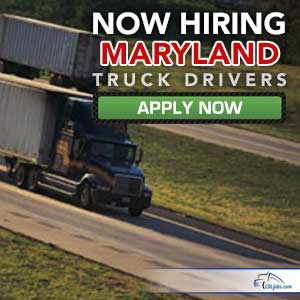 trucking jobs in Maryland