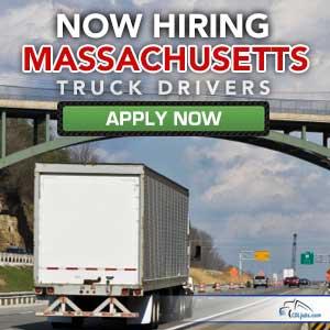 trucking jobs in Massachusetts