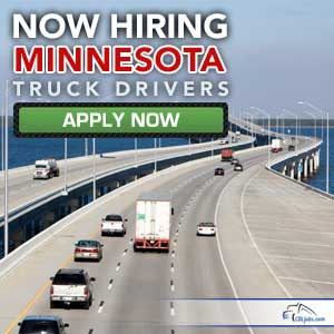 trucking jobs in Minnesota
