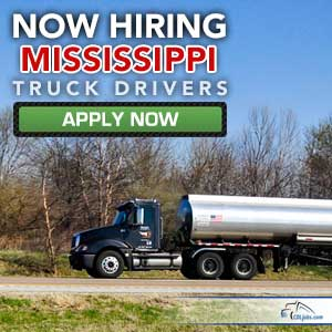 trucking jobs in Mississippi