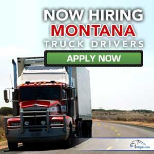 trucking jobs in Montana