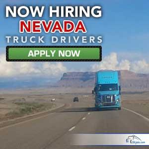 trucking jobs in Nevada