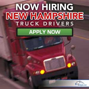 trucking jobs in New Hampshire