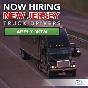 trucking jobs in New Jersey
