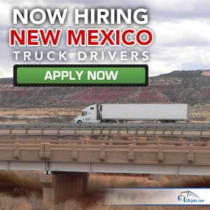 trucking jobs in New Mexico