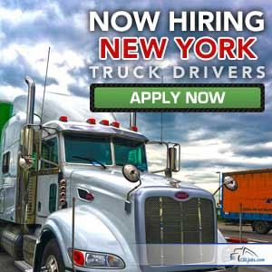 trucking jobs in New York
