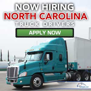 trucking jobs in North Carolina