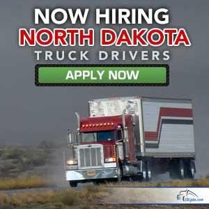 trucking jobs in North Dakota