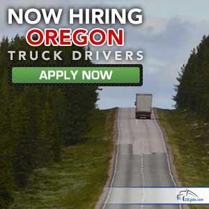 trucking jobs in Oregon